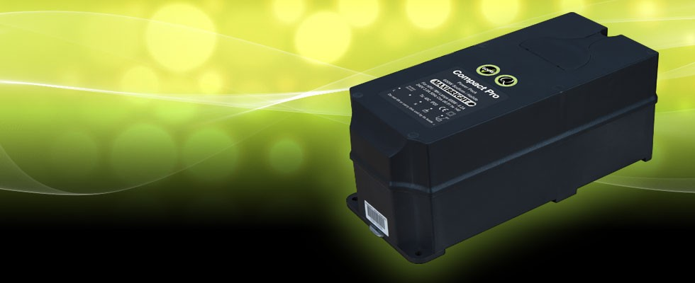 Maxibright Compact range, designed and built for convenience, reliability and safety as standard