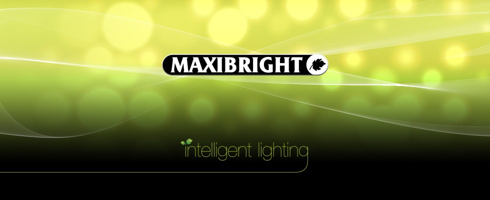Maxibright – intelligent lighting